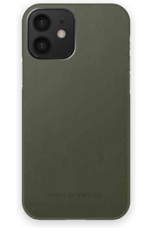 IDEAL OF SWEDEN Atelier Case iPhone 12 Intense Khaki
