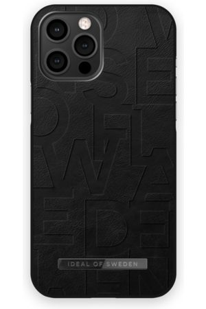 IDEAL OF SWEDEN Atelier Case iPhone 12 Pro Max IDEAL Black