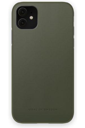 IDEAL OF SWEDEN Telefoon hoesjes - Atelier Case iPhone 11 Intense Khaki