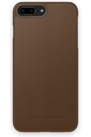 IDEAL OF SWEDEN Telefoon hoesjes - Atelier Case iPhone 8 Plus Intense Brown