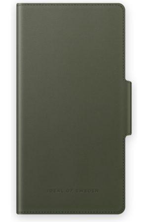 IDEAL OF SWEDEN Telefoon hoesjes - Atelier Wallet iPhone 11 Intense Khaki
