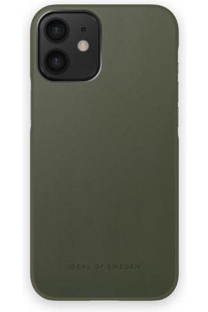 IDEAL OF SWEDEN Telefoon hoesjes - Atelier Case iPhone 12 Mini Intense Khaki