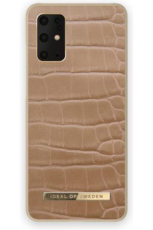 IDEAL OF SWEDEN Telefoon hoesjes - Atelier Case Galaxy S20 Plus Camel Croco