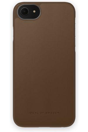 IDEAL OF SWEDEN Telefoon hoesjes - Atelier Case iPhone 8 Intense Brown