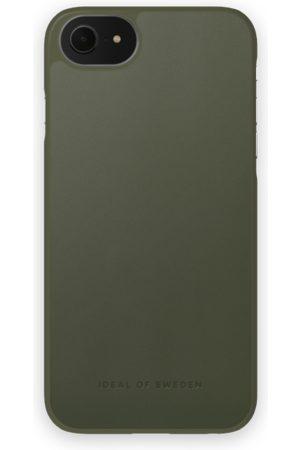 IDEAL OF SWEDEN Telefoon hoesjes - Atelier Case iPhone 8 Intense Khaki