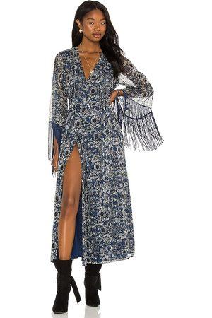 House of Harlow X REVOLVE Reksa Maxi Dress in