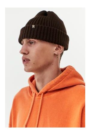 Urban Outfitters UO Nomad Brown Beanie