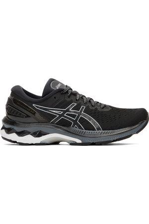 Asics Black & Silver Gel-Kayano 27 Sneakers