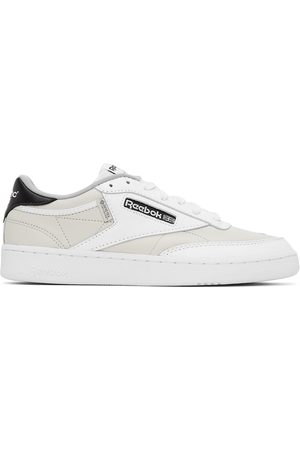 Reebok Dames Sneakers - White CRITIC Edition Club C 85 Sneakers