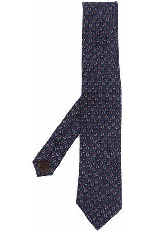 Church's Heren Vlinderdassen - Printed silk tie