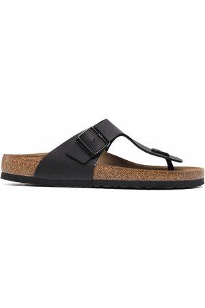 Birkenstock Heren Outdoor Sandalen - T-strap leather sandals
