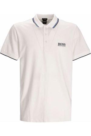 HUGO BOSS Active-stretch golf polo shirt