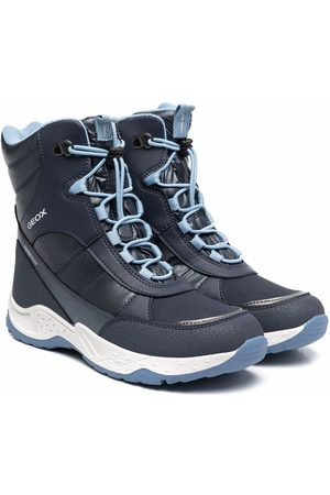Geox Ankle-length hiking boots