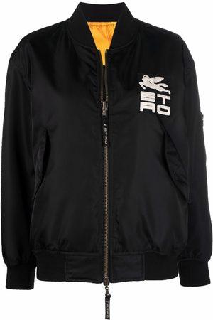 Etro Dames Bomberjacks - Ibanez reversible bomber jacket