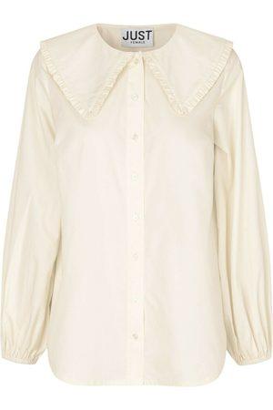 Just Female Dames Lange mouw - Shirt