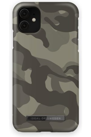 IDEAL OF SWEDEN Telefoon hoesjes - Fashion Case iPhone 11 Matte Camo