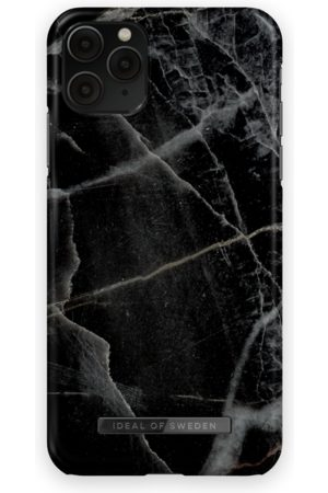 IDEAL OF SWEDEN Telefoon hoesjes - Fashion Case iPhone 11 Pro Max Black Thunder Marble