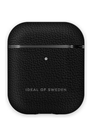 IDEAL OF SWEDEN Telefoon hoesjes - Atelier AirPods Case Onyx Black Khaki