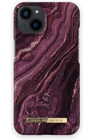 IDEAL OF SWEDEN Telefoon hoesjes - Fashion Case iPhone 13 Golden Plum
