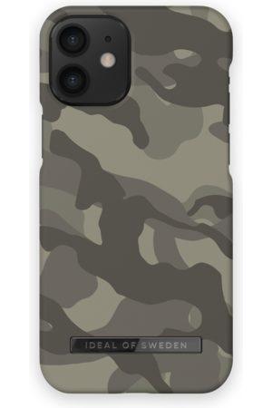 IDEAL OF SWEDEN Telefoon hoesjes - Fashion Case iPhone 12 Mini Matte Camo