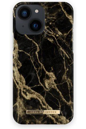 IDEAL OF SWEDEN Telefoon hoesjes - Fashion Case iPhone 13 Mini Golden Smoke Marble