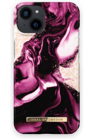 IDEAL OF SWEDEN Telefoon hoesjes - Fashion Case iPhone 13 Golden Ruby
