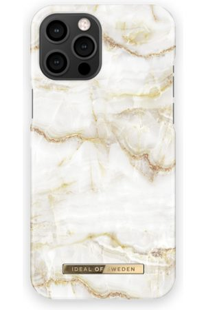 IDEAL OF SWEDEN Telefoon hoesjes - Fashion Case iPhone 13 Pro Max Golden Pearl Marble