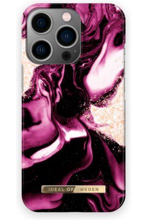 IDEAL OF SWEDEN Telefoon hoesjes - Fashion Case iPhone 13 Pro Golden Ruby