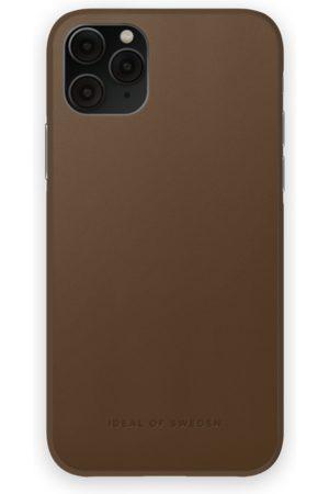 IDEAL OF SWEDEN Telefoon hoesjes - Atelier Case iPhone 11 Pro Intense Brown