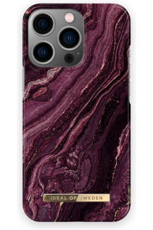 IDEAL OF SWEDEN Telefoon hoesjes - Fashion Case iPhone 13 Pro Golden Plum