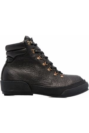 GUIDI Heren Outdoorschoenen - Lace-up leather hiking boots