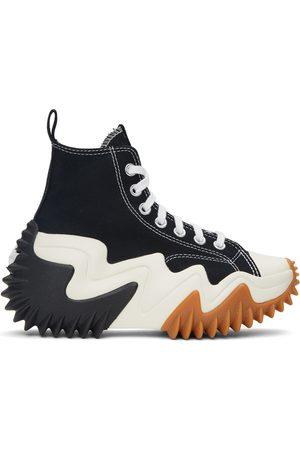 Converse Dames Sneakers - Black Run Star Motion Hi Sneakers