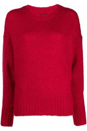 Isabel Marant Textured round neck jumper