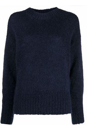 Isabel Marant Dames Gebreide truien - Textured round neck jumper