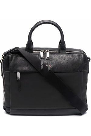 Bally Heren Laptotassen - Logo top-handle briefcase