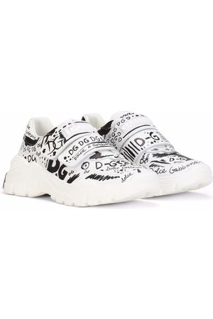 Dolce & Gabbana Low-top logo trainers