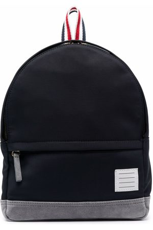 Thom Browne Jongens Rugzakken - Patch-detail backpack