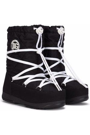 Dolce & Gabbana Jongens Snowboots - Lace snow boots