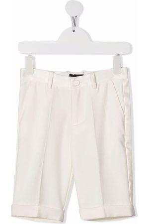 MONNALISA Straight-leg chino shorts
