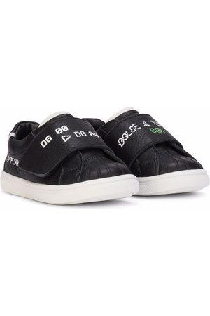 Dolce & Gabbana Jongens Sneakers - Logo touch-strap trainers