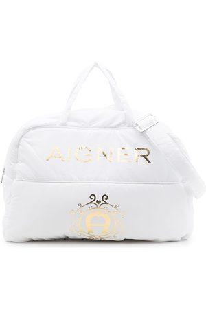 Aigner Logo-print changing bag