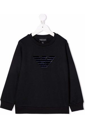 Emporio Armani Jongens Sweaters - Sweatshirt