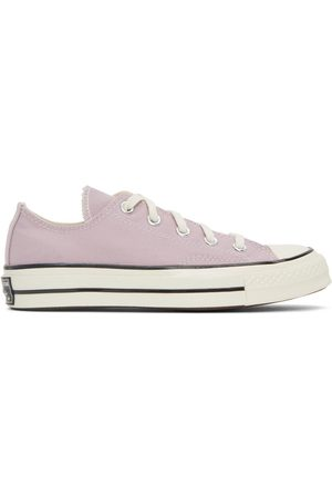 Converse Pink Vintage Chuck 70 Low Sneakers