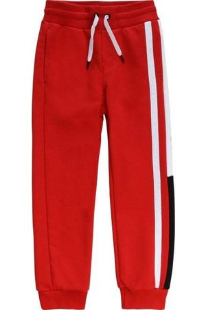 Givenchy Kids Logo Print Joggers - 6Y RED