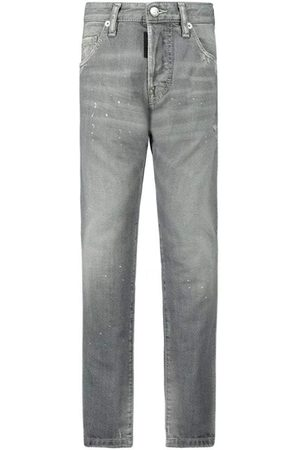 Dsquared2 Kids Cool Guy Jeans Grey - GREY 12 YEARS