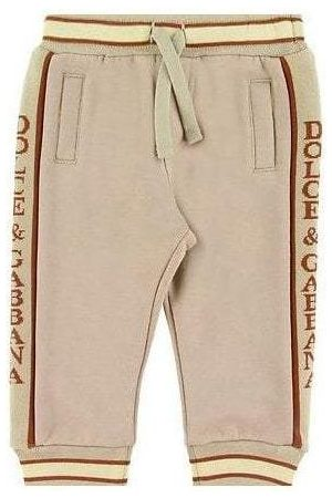 Dolce & Gabbana Kids Cotton Joggers - 6/9