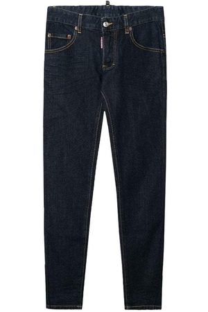 Dsquared2 Kids Skater Icon Jeans Navy - NAVY 10 YEARS