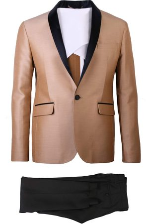 Dsquared2 Men's One Button Suit - EXTRA EXTRA LARGE