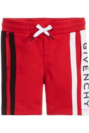Givenchy Kids Bermuda Logo Shorts - 8Y