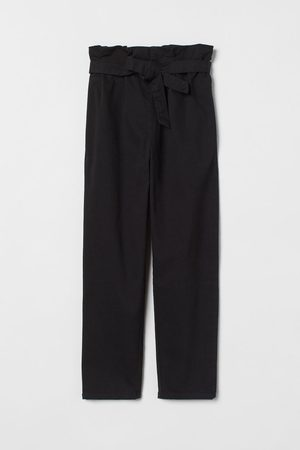 H&M Paperbagbroek - Relaxed Fit
